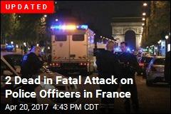 2 Police Officers Shot, 1 Killed in Paris