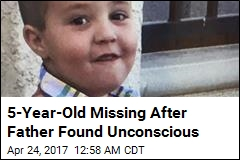 Boy, 5, Missing After Dad Found Passed Out in Park