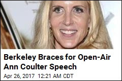 Ann Coulter Plans to Give Outdoor Speech at Berkeley