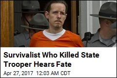Survivalist Sentenced to Death for Killing State Trooper