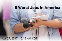 5 Worst Jobs in America