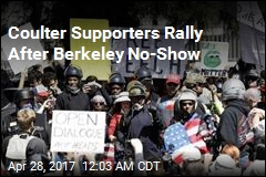 Berkeley Rally Stays Peaceful After Coulter No-Show