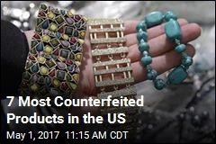 Did You Get Ripped Off? 7 Most Counterfeited Items