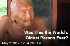Man Who Claimed to Be Oldest Person Ever Dies