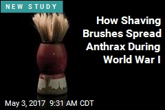 How Shaving Brushes Spread Anthrax During World War I