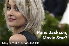 Paris Jackson, Movie Star?
