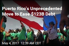 Puerto Rico Moves Toward Record-Breaking Bankruptcy