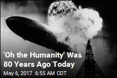 80th Anniverary of Hindenburg Disaster Marked
