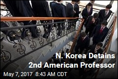 N. Korea Detains 4th American