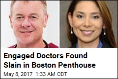 Engaged Doctors Found Slain in Boston Penthouse