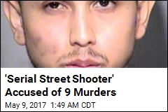 Suspect Accused of Killing 9 in Phoenix Serial Shootings