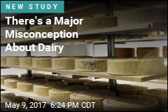 There's a Major Misconception About Dairy