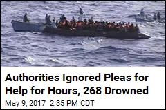 268 Drowned While Authorities Debated: Leaked Tapes