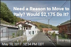 Mayor of Quaint Italian Village Will Pay You to Move There