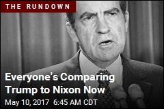 Is the Comey Firing a 'Nixonian' Move?
