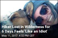 Hiker, Dog Found Alive After 6 Days Lost in Wilderness