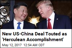 New Trade Deal Allows US Beef Into China