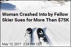 Florida Woman Sues Fellow Skier for Crashing Into Her