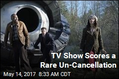 TV Show Scores a Rare Un-Cancellation