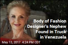 Fashion Designer's Nephew Killed in Venezuela