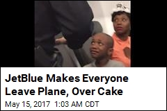 Family Kicked Off JetBlue Flight Over ... Birthday Cake
