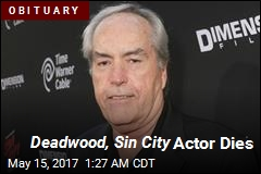 Deadwood, Sin City Actor Dies