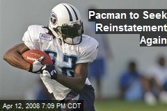 Pacman to Seek Reinstatement Again