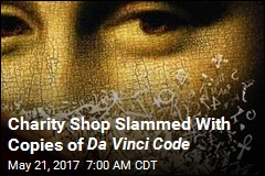 Charity Store Begs: Stop Donating Da Vinci Code