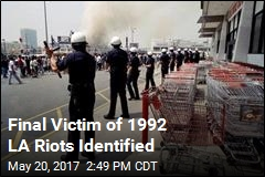 Last Unidentified Victim of LA Riots Finally Has a Name