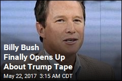 Billy Bush Opens Up About Trump Tape