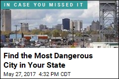 Find the Most Dangerous City in Your State