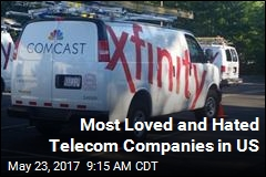 Most Loved and Hated Telecom Companies in US