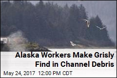 Grisly Alaska Find: Leg in a Fishing Boot