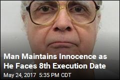 The 'Houdini' of Death Row Faces His 8th Execution Date