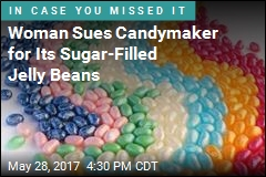 Woman Sues Candymaker for Its Sugar-Filled Jelly Beans
