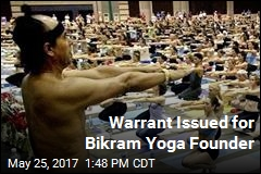 Warrant Issued for Controversial Yoga Guru