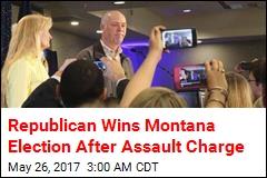 Gianforte Wins Montana Special Election