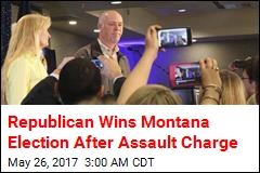Gianforte Wins Montana Special Election