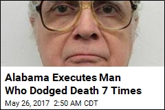 Alabama Executes 'Houdini of Death Row'