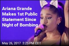 Ariana Grande Will Perform Benefit Concert in Manchester
