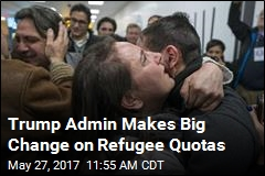 Trump Admin Doubles Number of Refugees Allowed Into US