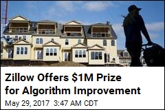 Zillow Offers $1M Prize for Algorithm Improvement