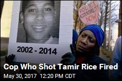 Cop Who Shot Tamir Rice Fired