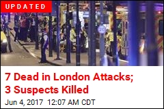 'Major Police Incident' Reported on London Bridge