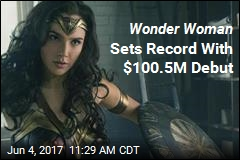 Wonder Woman Rules Box Office With $100.5M Debut
