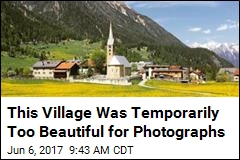 Village's Ban on Beautiful Photos Lasts Just Days
