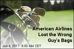 Airline Loses Golfer's Clubs Before US Open Qualifier