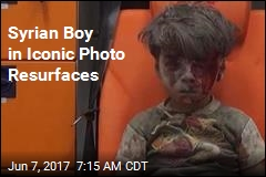 Syrian Boy in Iconic Photo Resurfaces
