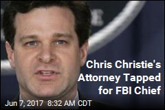 Chris Christie's Attorney Tapped for FBI Chief