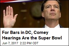 DC Bars Opening Doors for AM Screenings of Comey Hearing